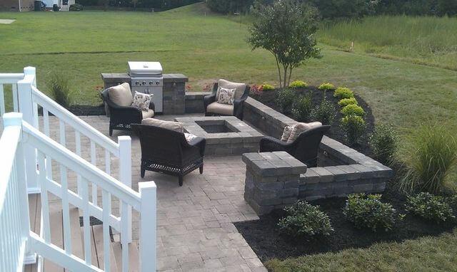 patios driveways walkways retaining walls hardscapes richmond